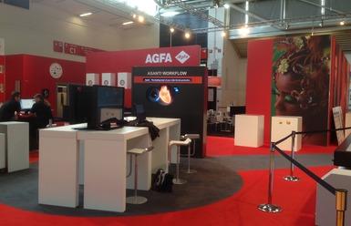 Agfa обсъди амбициите си за индустриален печат на Fespa