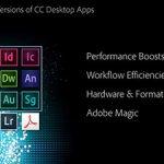 Adobe представи Creative Cloud 2014 – първото масирано обновяване на пакета след спирането на Creative Suite