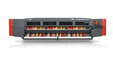 EFI показа свръхширокия принтер Vutek GS5500LXr Pro