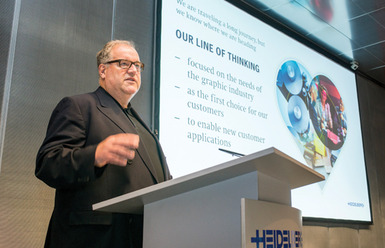Muller Martini поема сервиза на системите за телово шиене и влагане и за лепене на книги на Heidelberger