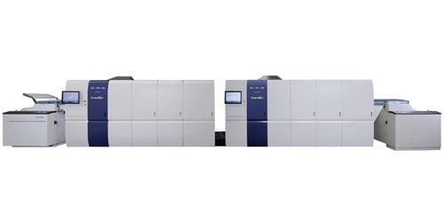 Screen представи ново поколение печатни машини