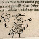 """Erik Kwakkel открива и каталогизира """"проби на перото""""на 800 години в някои от най-старите книги на света"""