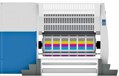 KBA представи ролната дигитална машина с най-голяма ширина на печат досега – RotaJet L