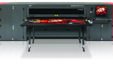 EFI представи Vutek H2000 Pro с UltraDrop