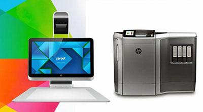HP навлиза в 3D печата