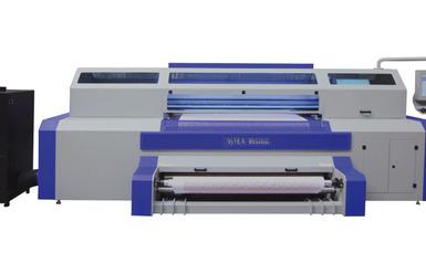 MTEX представи принтерите за директен печат върху текстил Vision и Blue