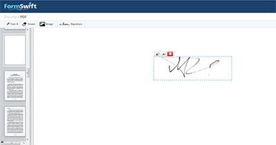 FormSwift – онлайн решение за създаване, редакция и подписване на PDF файлове