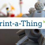 Print-a-thing прилага подхода на Uber към 3D печата