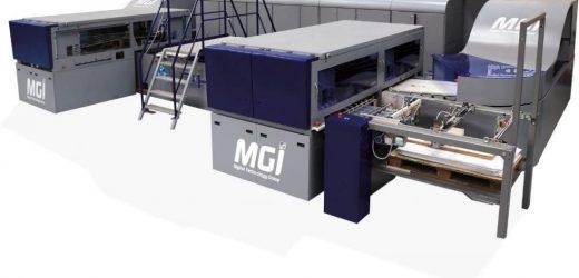 MGI интегрира Memjet DuraLink в новата B1 инкджет система AlphaJET