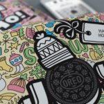 Oreo предлага бисквитките си с персонализирана празнична опаковка