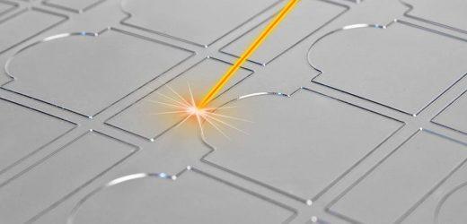 Гъвкави магнитни щанци, цилиндри и системи за щанцоване от Wink и Графтек ООД