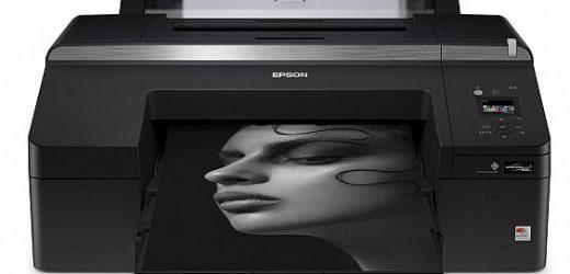 Първите три Epson SureColor P5000 вече радват своите собственици в България