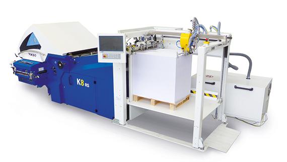 Представиха комбинираната сгъвачка MBO K80