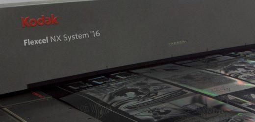 Kodak показва следващото поколение СТР за флексо – NX