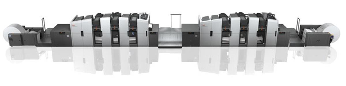 Ново поколение производствени мастиленоструйни системи Prosper 6000 от Kodak