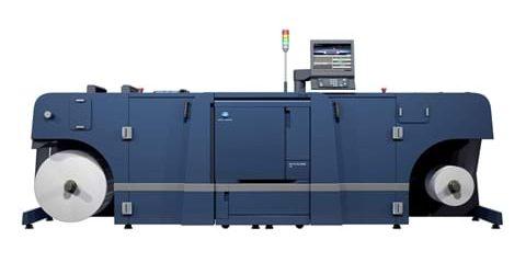 Konica Minolta AccurioLabel 230 ще бъде представена за първи път на изложението Labelexpo в Белгия