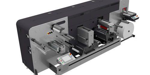 AB Graphics пуска нова линия за довършителна обработка на етикети