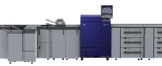 Konica Minolta с нова AccurioPress серия системи за производствен печат
