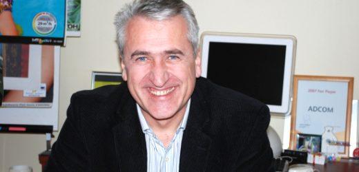 Интервю с Васил Василев, управител на фирма Адком