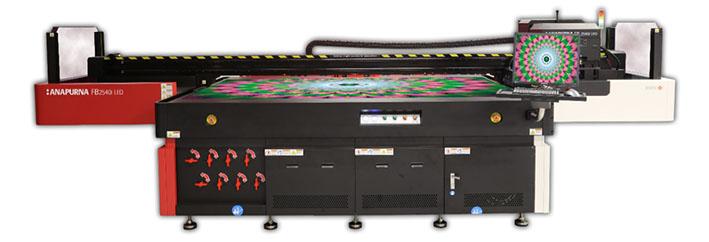 Нови UV принтери от AGFA