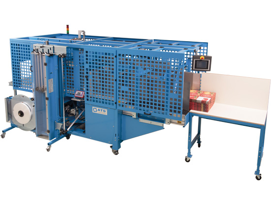ATS-Tanner пусна нова машина за чембероване на опаковки от велпапе