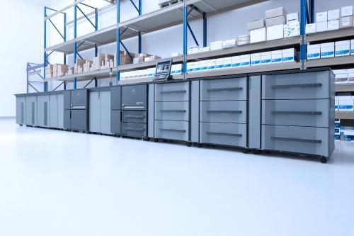 Най-бързата монохромна печатна система на Konica Minolta