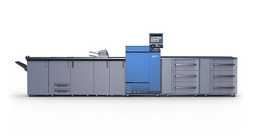 Подобряване на производителността със серията bizhub PRESS C1100