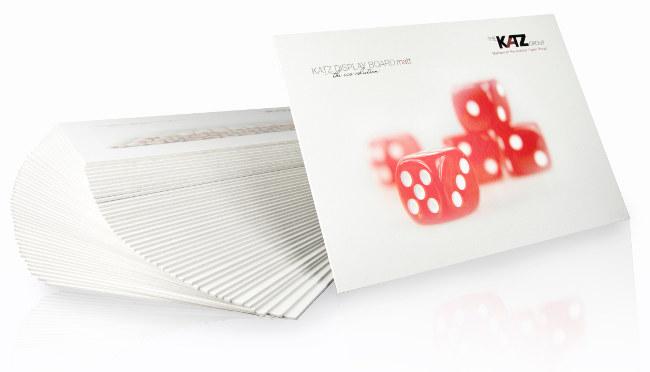 Katz Boards – еко плоскости за директен печат