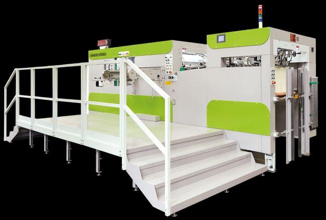 Brausse с три нови машини за производство на картонени опаковки