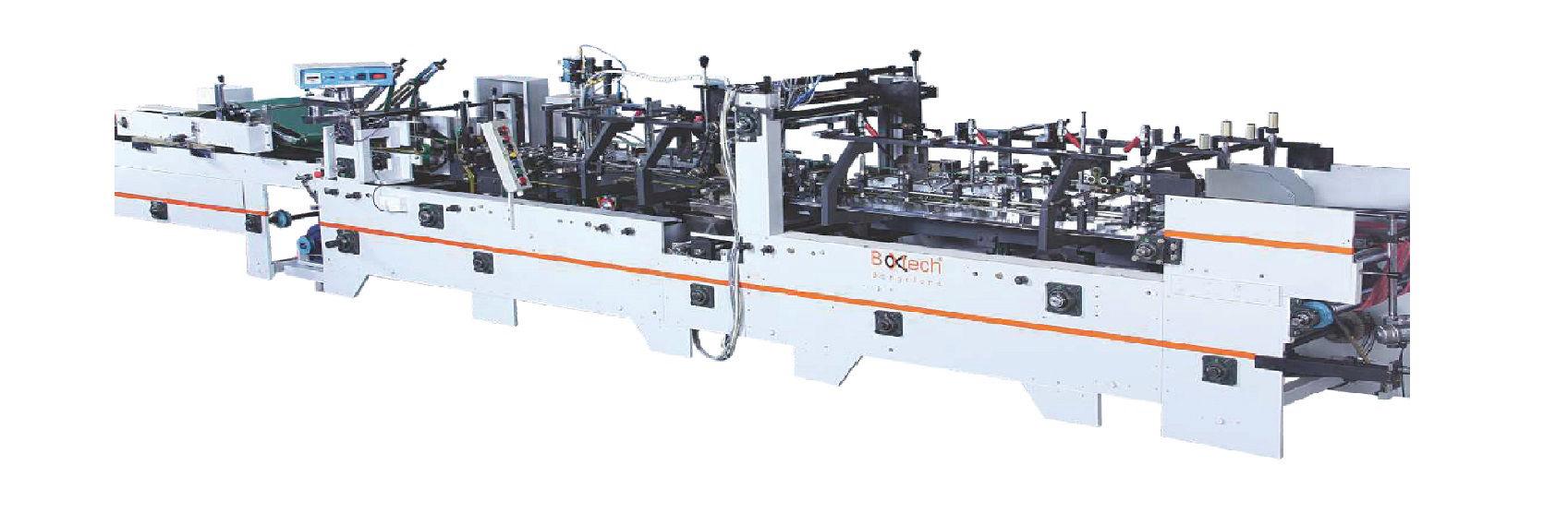 Български представител за сгъвачно-лепачни машини от Boxtech Bangalore