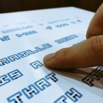 Braille Neue: Шрифт, обединяващ брайлови и видими символи