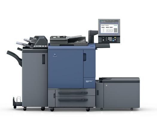 Konica Minolta заема при производствения дигитален печат цели 86.7% пазарен дял в България