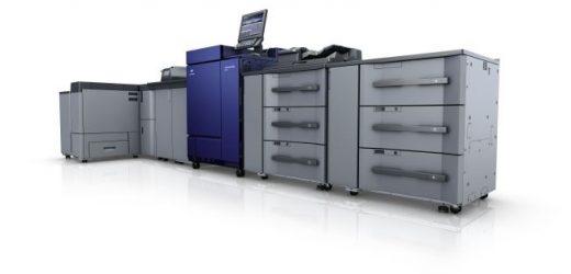 Първата тонер базирана 4 цветна дигитална печатна машина с постигнат сертификат ISO / PAS 15339 на Idealliance
