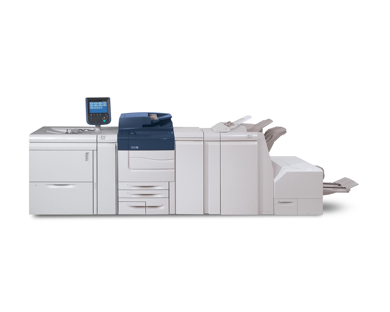 Xerox с нова печатащa система