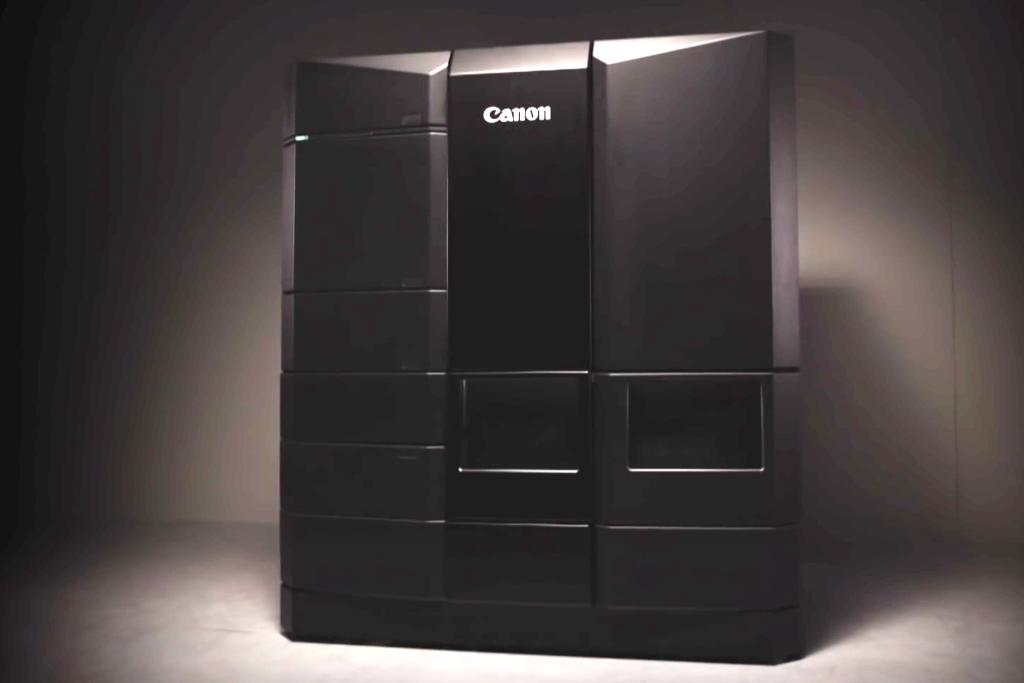Canon оповести плановите си за навлизане в пазара на 3D печат