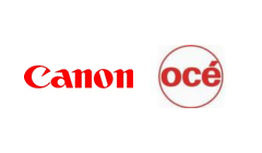 Canon купува Oce