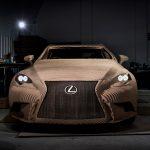 Lexus представи управляем макет на IS от велпапе