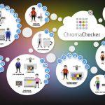 ChromaChecker – облачна платформа за цветово съответствие