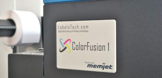 Графтек ООД пуска на пазара своя машина за печат на етикети