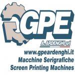 От месец февруари Полихром Сервиз ЕООД е дистрибутор на GPE A.ARDENGHI SRL.
