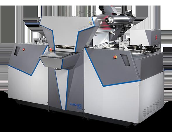 Решение за дигитален печат с метализиран ефект от Kurz
