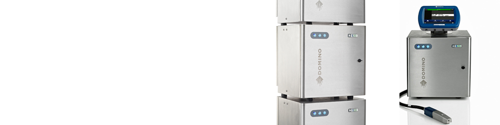 Маркиращия принтер Domino A520i може да печата в екстремални условия