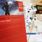 96% от изложбените площи за Drupa 2020 са заети