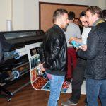 Мираж Груп направи демонстрация на HP Latex 370