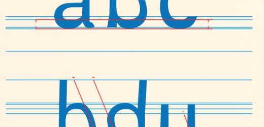 Специализирани шрифтове може да направят по-лесно четенето за хора с дислексия