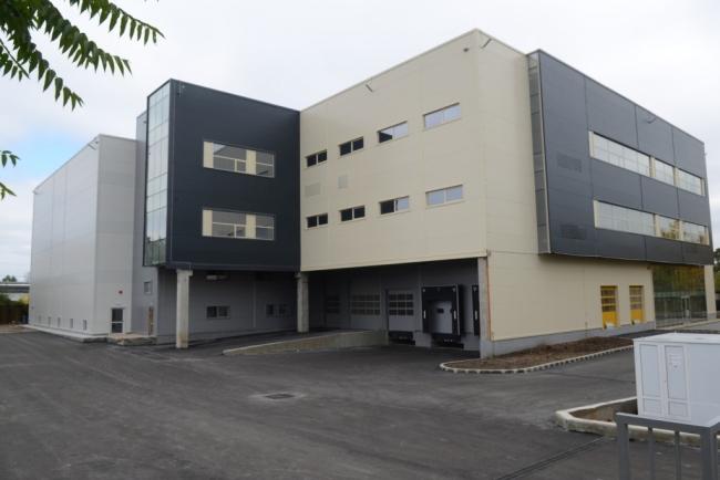 Фирма Ема се премести в нова собствена сграда
