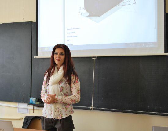 ЕнгВю Системс София на среща със студенти от ХТМУ и Технически университет София