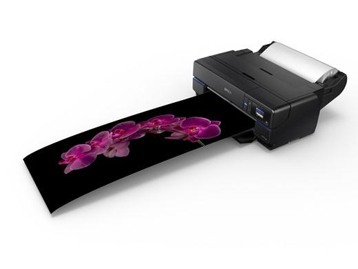 Нов модел Epson печата с най-наситеното черно