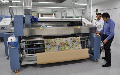 Положителни тенденции при печата върху текстил