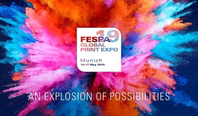Партньорите на Полихром Сервиз ЕООД и техните най-нови предложения по време на FESPA 2019